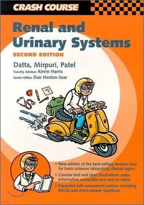 Crash Course : Renal and Urinary Systems, 2/E