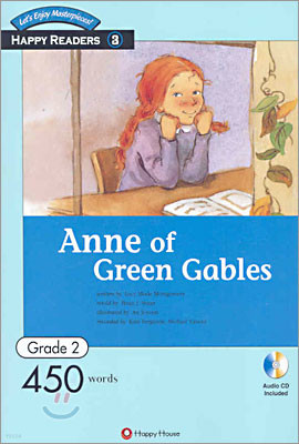 Happy Readers Grade 2-03 : Anne of Green Gables