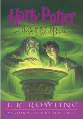 Harry Potter and the Half-Blood Prince : Audio CD