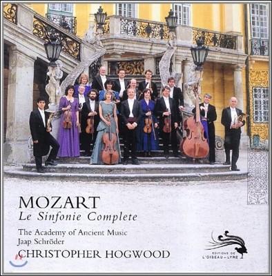 Christopher Hogwood 모차르트: 교향곡 전곡집 [한정반] (Mozart: The Complete Symphonies)
