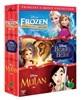 겨울왕국 싱어롱 + 디즈니 공주 명작 (미녀와 야수, 뮬란) 합본 박스세트 2