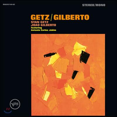 Stan Getz & Joao Gilberto - Getz / Gilberto (스탄 게츠 & 조앙 질베르토) [LP]