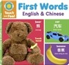 First Words: English & Chinese (First Words Bilingual Books)