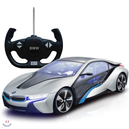[라스타 RC카] 1:14 BMW i8 (라이트)