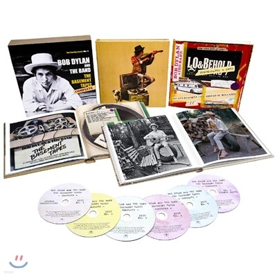 Bob Dylan & The Band - The Basement Tapes Complete: The Bootleg Series Vol. 11 (Deluxe Edition)