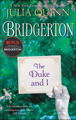 Bridgertons #1 : The Duke and I : 넷플릭스 '브리저튼' 원작소설