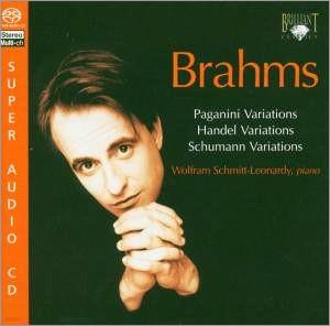 Brahms : Piano Variation : Wolfram Schmitt-Leonardy