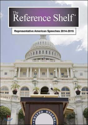 Representative American Speeches, 2014-2015