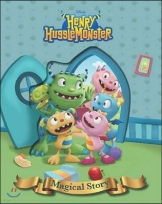Disney Junior Henry Hugglemonster Magical Story