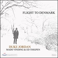 Duke Jordan (듀크 조단) - Flight To Denmark [LP]