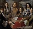 Concerto Madrigalesco 플라티: 건반 협주곡집 (Giovanni Benedetto Platti: Concerti Per Il Cembalo Obligato)