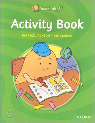 Potato Pals 2 : Activity Book