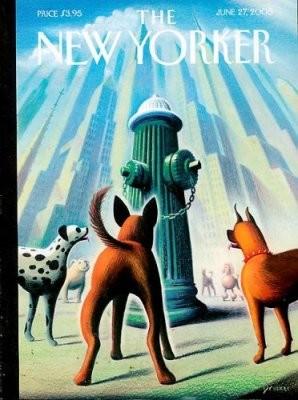 [정기구독] The New Yorker (주간)