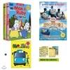 맥스앤루비 DVD 2종 + 토마스와 친구들 극장판 3 DVD + 사은품 3종