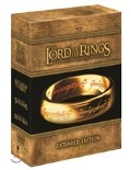 [쿠폰가 56,000원!] 반지의 제왕 확장판 트릴로지 : 블루레이 (6Disc 아웃박스)
