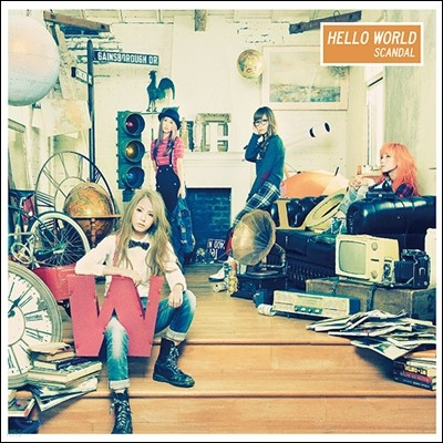 Scandal - Hello World
