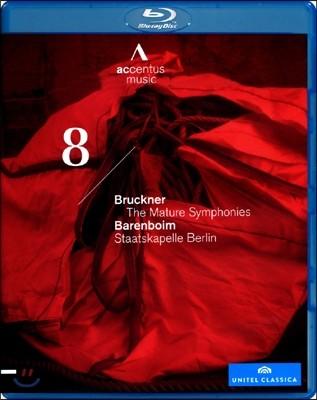 Daniel Barenboim 브루크너: 교향곡 8번 - 다니엘 바렌보임 (Bruckner: Symphony No.8) 블루레이