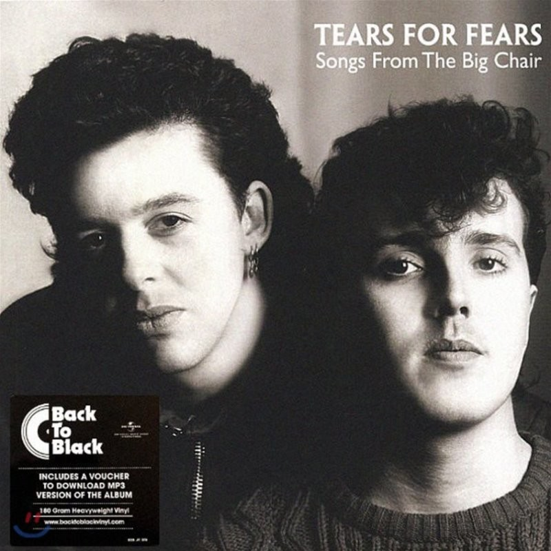 Tears For Fears - Songs From The Big Chair [LP]