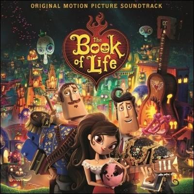 북 오브 라이프 애니메이션 음악 (The Book Of Life OST by Gustavo Santaolalla 구스타보 산타올라야) [2 LP]