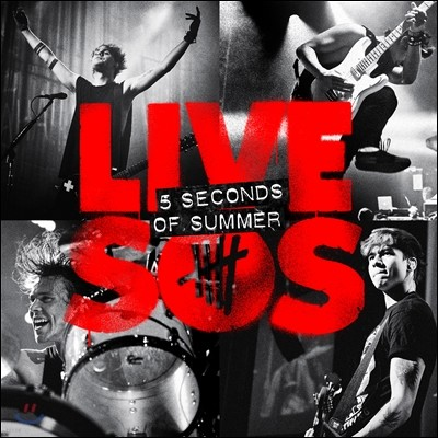 5 Seconds Of Summer - Live SOS 파이브 세컨즈 오브 썸머 라이브 앨범