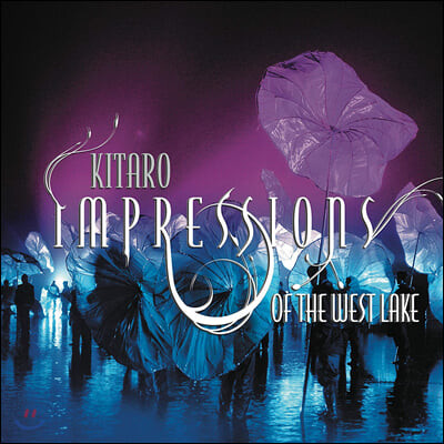 Kitaro (기타로) - Impressions Of The West Lake [LP]