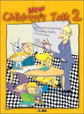 New Children's Talk 2 : Student Book