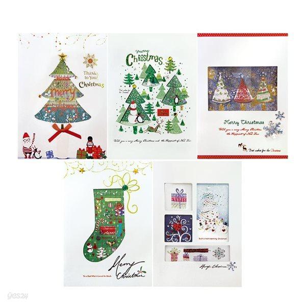 크리스마스 매들리 FS201-23456(5종)