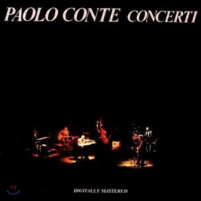 Paolo Conte - Concerti (Limited Edition)