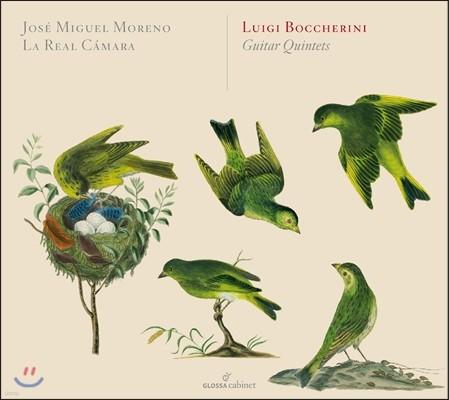 Jose Miguel Moreno 보케리니: 기타 5중주 D장조 `판당고`, e단조 (Boccherini: Guitar Quintets)