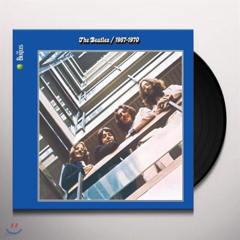 The Beatles - 1967-1970 Blue 비틀즈 블루 [2LP]