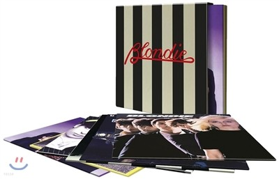 Blondie - Blondie (Back To Black Series) (블론디 LP 박스)