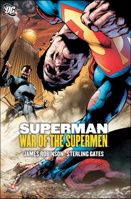 Superman War of the Supermen