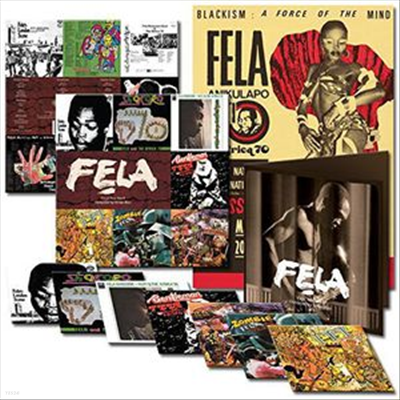 Fela Kuti - Box Set #3 Curated By Brian Eno (7LP Boxset)