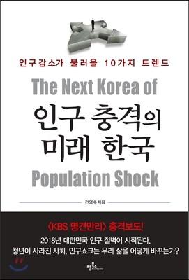 인구 충격의 미래 한국