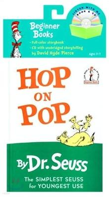 Hop On Pop (Paperback & CD Set)