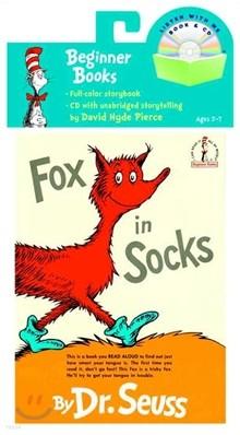 Fox In Socks (Book & CD)