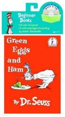 Green Eggs And Ham (Paperback & CD Set)