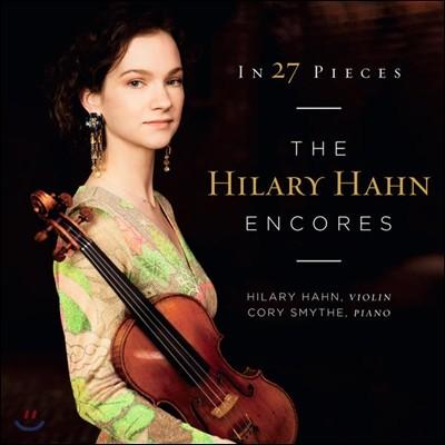 Hilary Hahn 힐러리 한 앙코르 27개의 소품 (In 27 Pieces: the Hilary Hahn Encores)