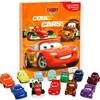Cars 2 My Busy Book 디즈니 비지북 카2 피규어 책