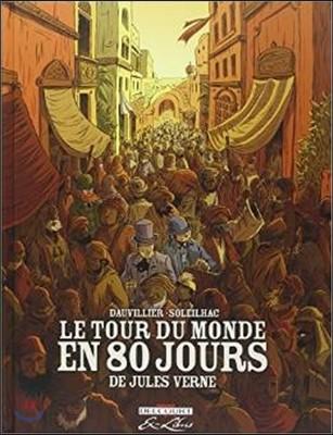 Le tour du monde en 80 jours, Integrale