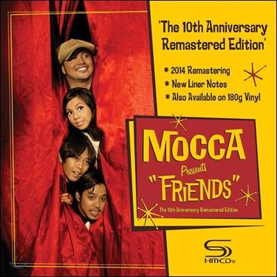 Mocca - Friends 모카 대표작 발매 10주년 기념반 [고음질 SHM-CD]