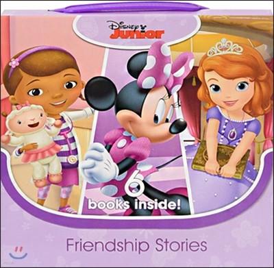 Disney Junior Carry Along : Friendship Stories