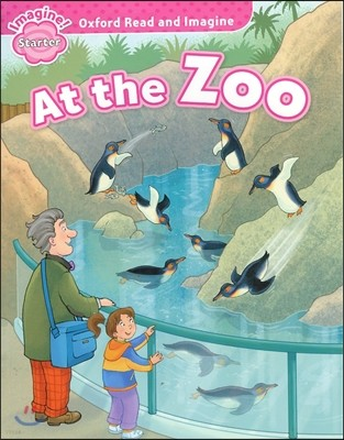 Read and Imagine Starter: At the Zoo
