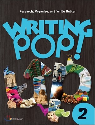 WRITING POP! Up 2 : Student Book