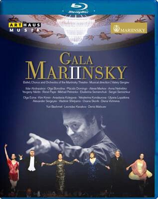 Valery Gergiev 마린스키 II 개관 기념 갈라 콘서트 (Gala Mariinsky II) 블루레이