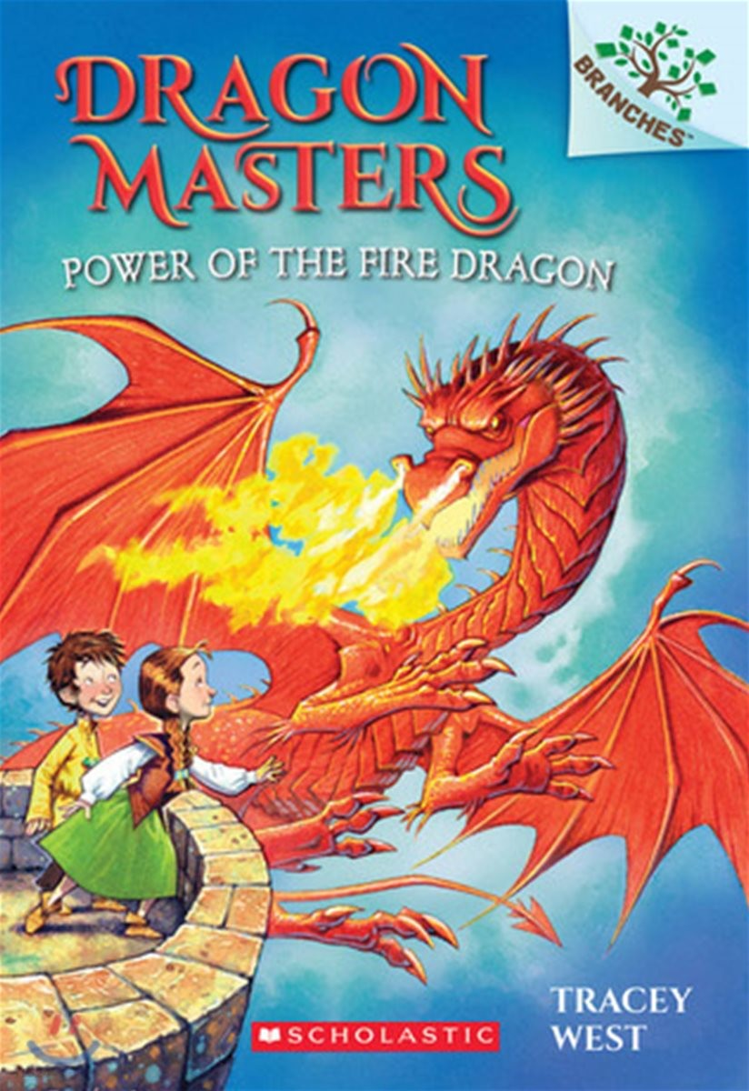 Dragon Masters #4 : Power of the Fire Dragon