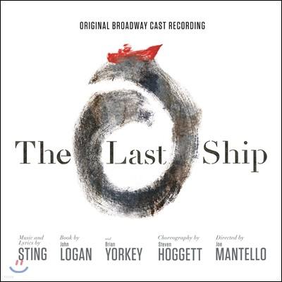 The Last Ship (뮤지컬 더 라스트 십) OST (Original Broadway Cast Recording)