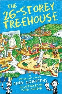 The 26-Storey Treehouse (영국판)