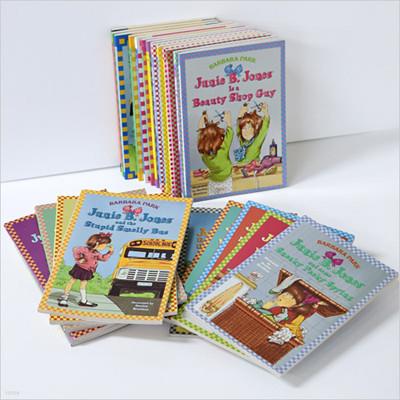 [영어원서] Junie B. Jones(주니비 존스) 챕터북 시리즈 #1~#24 Book 세트