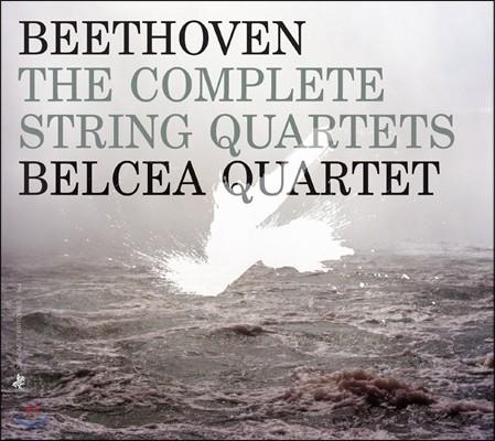 Belcea Quartet 베토벤: 현악 사중주 전곡 (Beethoven: String Quartets Nos. 1-16)